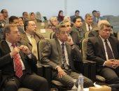صور.. ندوة بمركز المعلومات تناقش قانون حماية البيانات الشخصية