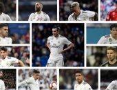 13 لاعباً بين البقاء والرحيل فى ريال مدريد.. تعرف عليهم
