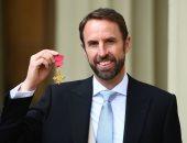 مدرب منتخب إنجلترا يحصد وسام الإمبراطورية البريطانية.. تعرف على السبب