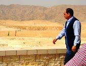 """مصر بتتقدم بينا.. مرشح لدخول موسوعة """"جينيس"""".. محور روض الفرج أول كوبرى معلق يتم تنفيذه بأيدى مصرية"""