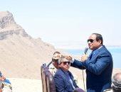 """مصر بتتقدم بينا.. محطة طاقة """"جبل الزيت"""" بالبحر الأحمر أكبر محطة إنتاج كهرباء فى العالم"""