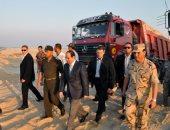 مصر بتتقدم بينا.. المزارع السمكية.. مشروع تنمية شرق بورسعيد