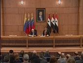 وليد المعلم: حق سوريا فى الجولان لا يسقط بالتقادم