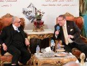 قناة المحور تعرض اليوم احتفالية حزب الوفد بمناسبة 100 عام وأبوشقة ضيف الاحتفالية