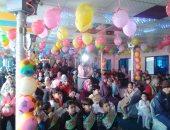 التضامن تحتفل بيوم اليتيم بفقرات فنية وعروض مسرحية للأطفال
