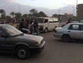 قارئ يشكو سير السيارات عكس الاتجاه فى الهرم