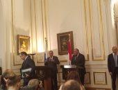 وزير الخارجية: بحثت مع لافروف ملف مكافحة الإرهاب بالمنطقة وتعزيز العلاقات
