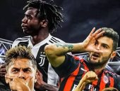 موعد مباراة يوفنتوس ضد ميلان في الدوري الإيطالي