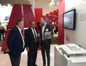 سفير مصر ببرلين يبحث في معرض هانوفر التعاون في تطبيقات الذكاء الاصطناعى