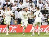 الريال ضد إيبار.. بنزيما يقود الملكي لفوز متأخر على إيبار فى الدوري الإسباني