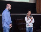 مخرجة فيلم رقصة الفجر بمهرجان الإسكندرية: واجهنا صعوبات كثيرة بالتصوير