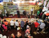 """صور.. أكبر معرض لـ""""سوبر ماركت أهلا رمضان"""" فى البحر الأحمر.. المحافظ: يضم كبرى السلاسل التجارية لبيع السلع الغذائية بأسعار مخفضة.. ويؤكد: هدفنا المواطن والتصدى لجشع التجار.. و""""التموين"""": حملات مكثفة لضبط الأسعار"""