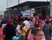بالصور.. التضامن الاجتماعى تحتفل بيوم اليتيم بدمياط
