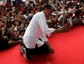 صور.. الانتخابات تهيمن على شوارع إندونيسيا