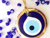 العين الزرقاء ثقافة شعبية غزت العالم .. تعرفى على طرق جديدة لاستخدامها