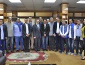 رئيس جامعة قناة السويس: الجامعة جاهزة للمساهمة فى نجاح تنظيم بطولة أمم أفريقيا