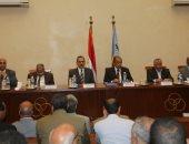 فيديو.. وزير الزراعة يدعو للمشاركة في الاستفتاء علي الدستور (صور)