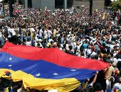 العاملون بقطاع الصحة فى فنزويلا ينظمون احتجاجا بعد نقص الأدوية