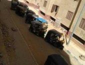 """شكوى من سكان مدينة بدر من انتشار """" التوك توك """""""