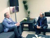 وزير التجارة يبحث مع نائب رئيس وزراء كوسوفو تعزيز التعاون المشترك