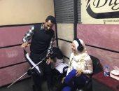 """8 صور من كواليس فيلم حنان ترك وهاني عادل """"النداهة"""""""