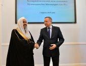 حاكم سانت بطرسبرج لأمين رابطة العام الإسلامى: نثمن دوركم لخدمة السلام