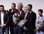 """انتخابات البرلمان الأوروبى تعيد تشكيل سياسات القارة العجوز .. """"بريكست"""" وتنامى مد اليمين قضايا تحسم تصويت الأوروبيين من 28 دولة .. وتوقعات بتراجع هيمنة """"الحزب الشعبى الأوروبى"""" فى اليمين والاشتراكيون فى اليسار"""