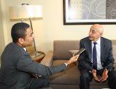 """رئيس البرلمان الليبى لـ""""اليوم السابع"""": تركيا تدعم الإرهابيين بالسلاح والمدرعات"""