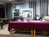 وكيل تعليم كفر الشيخ: عمل لجان مراجعة السلامة والأمان بالمدارس طول الأسبوع