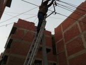 شكوى من تكرار انقطاع الكهرباء بمقاعطة 37 منطقة بلبيس الصناعية