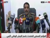 المسمارى: الجيش الليبى حقق تقدما على أبواب العاصمة طرابلس