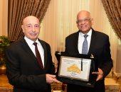 صور.. البرلمان يدعو المجتمع الدولى وقف التدخلات الخارجية فى الداخل الليبى