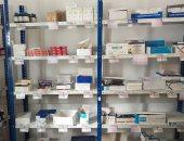 ضبط 14 صنفا من الأدوية المهربة داخل صيدلية فى شبرا الخيمة