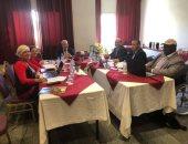 صور.. الجمباز يشارك فى اجتماعات المكتب الرئاسى للاتحاد الإفريقى بالمغرب