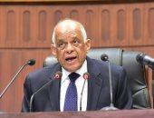 عبد العال: مناقشة التعديلات الدستورية بالجلسة العامة الثلاثاء والأربعاء القادمين.. صور
