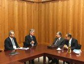 وزير الكهرباء يبحث مع رئيس شركة سيمنس تدشين مزيد من مشروعات التعاون