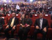 وزيرة الثقافة ومحافظ الإسماعيلية و الفريق مميش يفتتحون الدورة الـ 21 لمهرجان الإسماعيلية