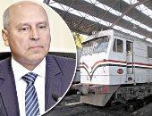 وزير النقل: وصول أول 10 جرارات أمريكية للسكة الحديد الخميس المقبل