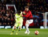 برشلونة ضد مانشستر يونايتد.. ميسي وبوجبا أساسيان وديمبلى ولوكاكو بدلاء