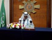 فيديو.. فيز المطيرى: رعاية السيسى لمؤتمر العمل العربى يؤكد حرصه الدائم لدعم العمل العربى المشترك