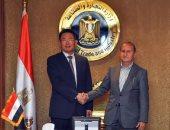 وزير الصناعة: شركة صينية تعتزم ضخ استثمارات ضخمة بمدينة الجلود بالروبيكى