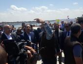 فيديو وصور.. رئيس الوزراء يتفقد مشروعى مدينة رشيد الجديدة وبشاير الخير 4