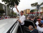 """جوايدو يبحث مع مسئولة أممية """"تغيير السلطة"""" فى فنزويلا"""