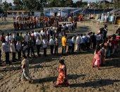 الهند تجرى المرحلة قبل الأخيرة من الانتخابات العامة