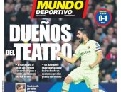 الصحافة الإسبانية تحتفل بكسر عقدة أولد ترافورد.. فيديو وصور