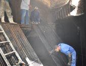صور.. شركة مياه الشرب بالأقصر تجرى تطهير لمحطة الصرف الصحى بأرمنت
