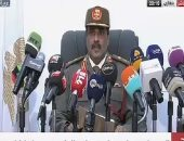 فيديو.. متحدث الجيش الليبى: أى تصريح لتقسيم ليبيا خيانة وعمالة للعدو