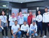 """طلاب بـ""""إعلام القاهرة"""" يطلقون حملة """"الثانية بتفرق لنشر ثقافة الإسعافات"""