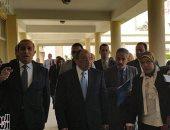 وزير التنمية المحلية: تدريب 5 آلاف من العاملين فى المحليات بمركز سقارة