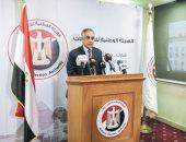 """محمود الشريف و قمصان يزوران مرصد """"الأعلى للإعلام"""" لمتابعة الاستفتاء"""